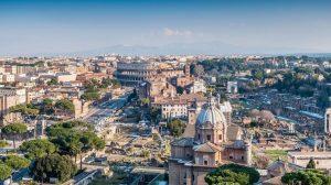 Jesienna wycieczka do Rzymu (1)