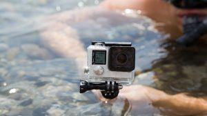 GoPro Hero 4 extreme underwater survey