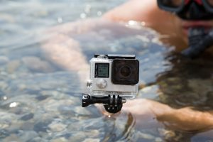 GoPro Hero 4 extreme underwater survey